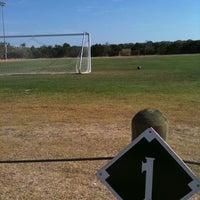 Photo taken at Brushy Creek Sports Park by Josh J. on 8/9/2011