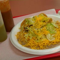Photo taken at Eriberto's Mexican Food by Skyler M. on 11/16/2011