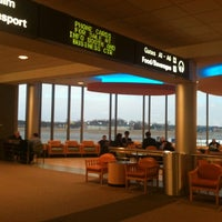 Photo taken at Albany International Airport (ALB) by Sura H. on 2/2/2012