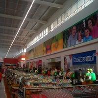 Photo taken at Mega Comercial Mexicana Centella by Eliab P. on 12/23/2011