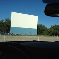 Photo taken at Boulevard Drive-In Theatre by Michael O. on 9/8/2012