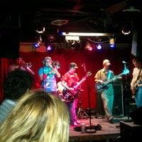 Photo taken at Velvet Lounge by Rai G. on 11/16/2011