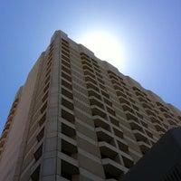 Photo taken at Hilton Adelaide by Matt K. on 1/26/2012
