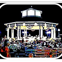 Photo taken at Rehoboth Beach Bandstand by Gar G. on 8/20/2011