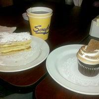 Photo taken at Serafina Bakery & Cafe by Kathryn🐻 D. on 10/21/2011
