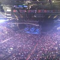Photo taken at Nationwide Arena by Kara M. on 12/19/2011