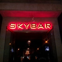 Photo taken at Skybar Lounge by Candice M. on 12/8/2011