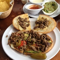 Photo taken at Taqueria El Rey Del Taco by Maurice on 7/9/2012