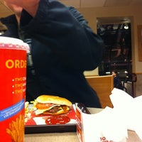 Photo taken at Wendy's by Dale P. on 12/23/2011