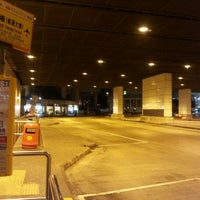 Photo taken at Tung Chung Station Bus Terminus by renee k. on 7/26/2012