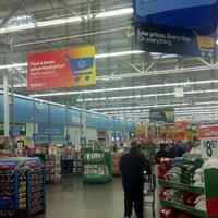Photo taken at Walmart Supercenter by Big W. on 11/20/2011