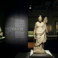 Photo taken at Musée de la Civilisation by Claude B. on 1/22/2012