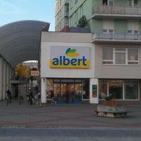 Photo taken at Albert by Martin Š. on 10/6/2011