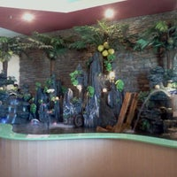 Photo taken at Hibachi Grill & Supreme Buffet by Alex N. on 10/15/2011