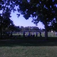 Photo taken at Washington Park by Marni V. on 8/19/2012