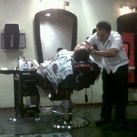 Photo taken at Barber Shop Mx by Yadira T. on 12/3/2011