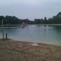 Photo taken at Kewanis Swim Pond by VazDrae L. on 8/8/2011