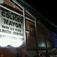 "Photo taken at Coliseo Mayor ""Teniente Milton Herrera"" by Renato D. on 10/8/2011"