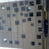 Photo taken at Folkwang-Universität - SANAA-Gebäude by Aquii E. on 6/15/2012