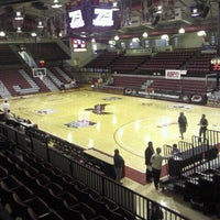 Photo taken at Hagan Arena by Carson T. on 3/14/2012