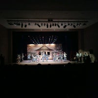 Photo taken at Teatro Municipal Severino Cabral by Italo A. on 6/23/2012