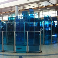 Photo taken at Terminal D by Kevin S. on 9/6/2011