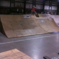 Photo taken at Springfield Skate Park by Biker C. on 3/21/2012