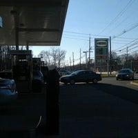 Photo taken at Hess Express by Jake S. on 12/11/2011