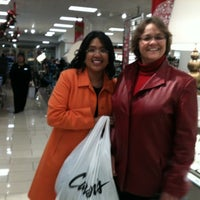 Photo taken at Carson Pirie Scott by American Business Language Academy C. on 11/25/2011