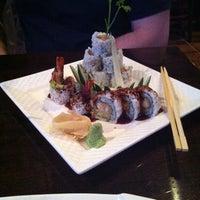 Photo taken at Okinawa- Sushi & Hibachi Steak House by Christian S. on 9/20/2011