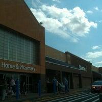 Photo taken at Walmart Supercenter by Kristin L. on 9/16/2011