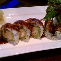 Photo taken at Okinawa- Sushi & Hibachi Steak House by TheRealMrsLong on 9/15/2011