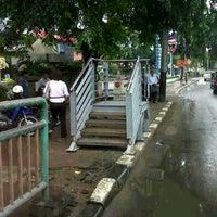 Photo taken at Dinas Perhubungan Prov. DKI Jakarta by Radityo P. on 1/31/2012