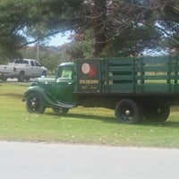 Photo taken at Fifer Orchards Farm and Country Store by Tim L. on 10/28/2011