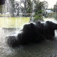 Photo taken at Parc de Bagatelle by Arnaud G. on 8/6/2012