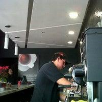 Photo taken at Cafe Punta del Cielo (Div. del Norte) by Gustavo N. on 12/30/2011