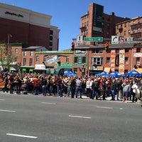 Photo taken at Pickles Pub by Teresa A. on 4/6/2012