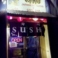 Photo taken at Ryoko's Japanese Restaurant & Bar by Anthony A. on 12/4/2011