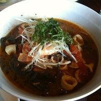 Photo taken at Skool Restaurant by Aki K. on 6/14/2012