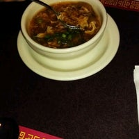 Photo taken at First Wok Chinese by Jen S. on 11/15/2011