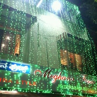 Photo taken at Meghana Foods by Chaitanya U. on 3/3/2012