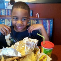 Photo taken at Moe's Southwest Grill by Anthony B. on 3/15/2012