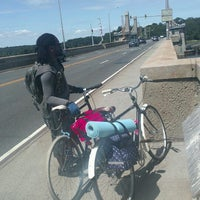 Photo taken at Pelham Bridge by Kris R. on 7/21/2012