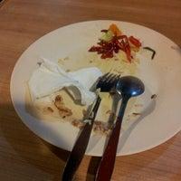 Photo taken at Foodcourt Menara Kuningan by christina o. on 12/23/2011