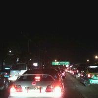 Photo taken at Kaset-Sena Nikhom Intersection by Miss kk on 1/10/2012