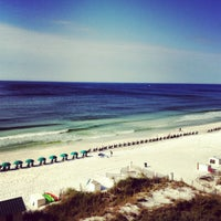 Photo taken at Destin Beach by Jason S. on 9/9/2012
