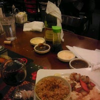 Photo taken at Kobe Japanese Steak & Seafood by Mari D. on 1/22/2012
