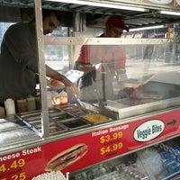 Photo taken at Rafiqi's Halal Food by Noah W. on 12/25/2011