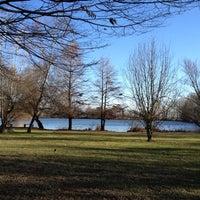 Photo taken at Lago e Cascina Boscaccio by Luca G. on 2/26/2012
