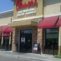 Photo taken at Chick-fil-A by James L. on 8/13/2011